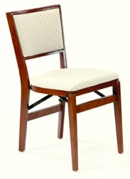 357V Wooden Chair